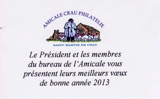 Amicale Crau Philatélie