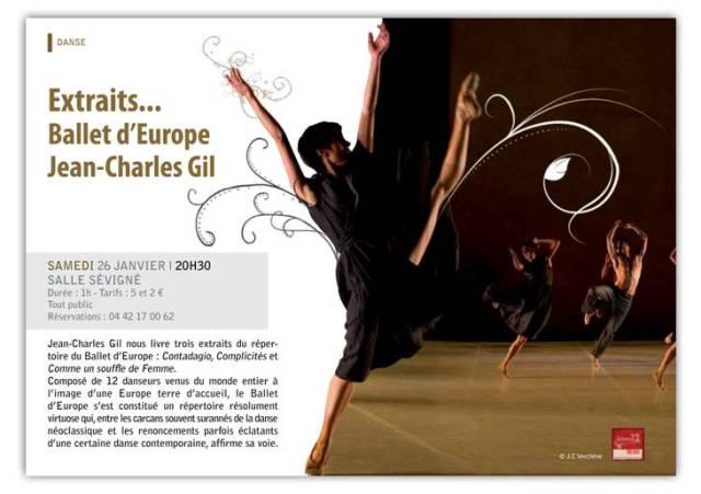 Ballet Jean-Charles Gil