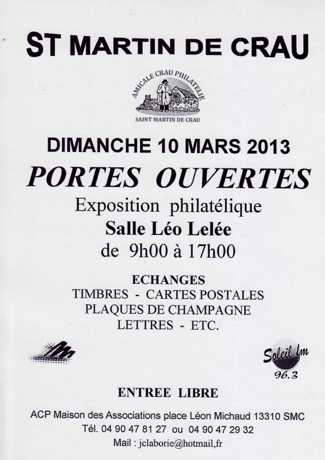 Sy Martin de Crau 10 Mars 2013
