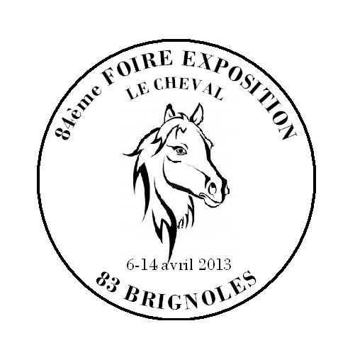 Cachet foire de Brignoles 2013