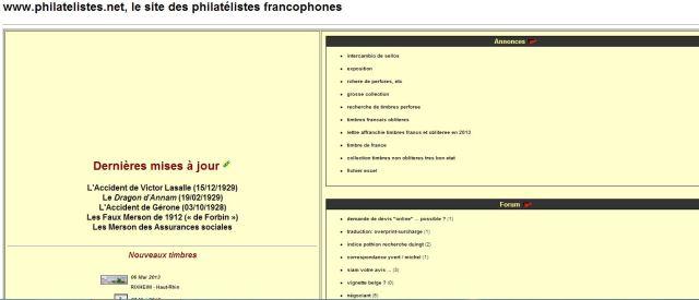 Philateliste.net