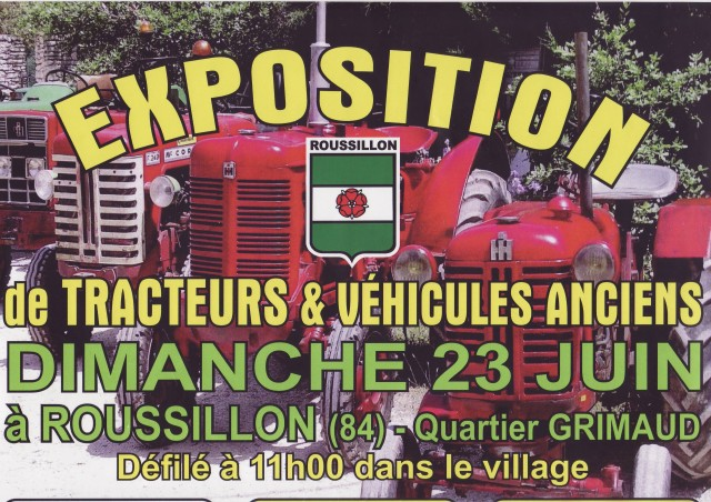 Expo ROUSSILLON