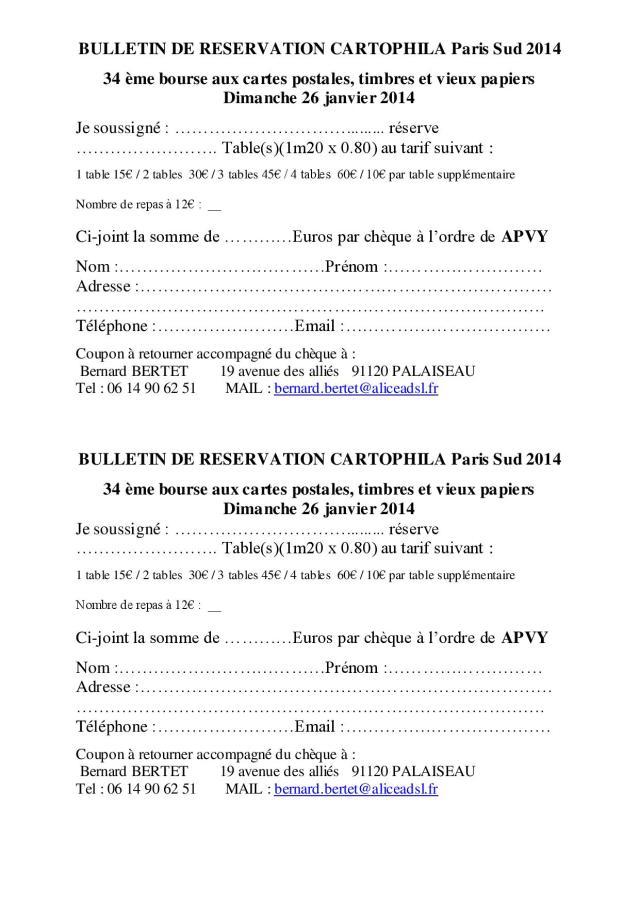 Bulletin de réservation CARTOPHILA 2014-page-001