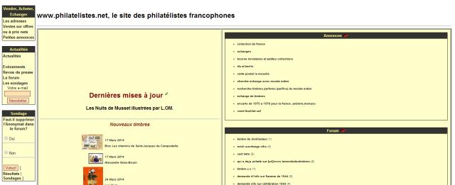 Philatélistes.net