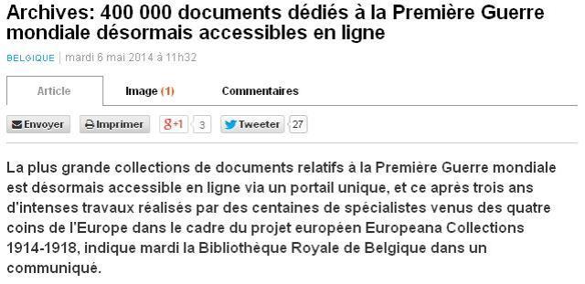 Bibliothèque  Belge