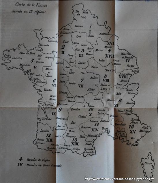 ROYAL - 15 régions