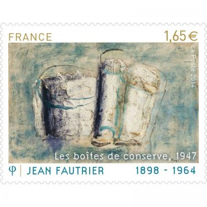 fautrier timbre