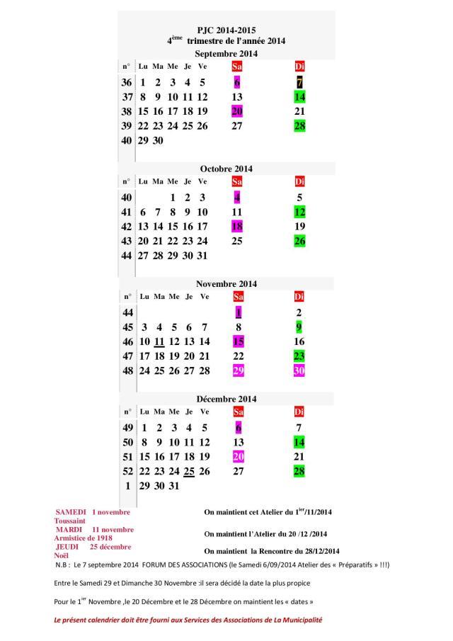 calendrier 4 eme trimestre 2014-page-001
