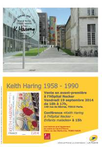 Affiche Keith Haring