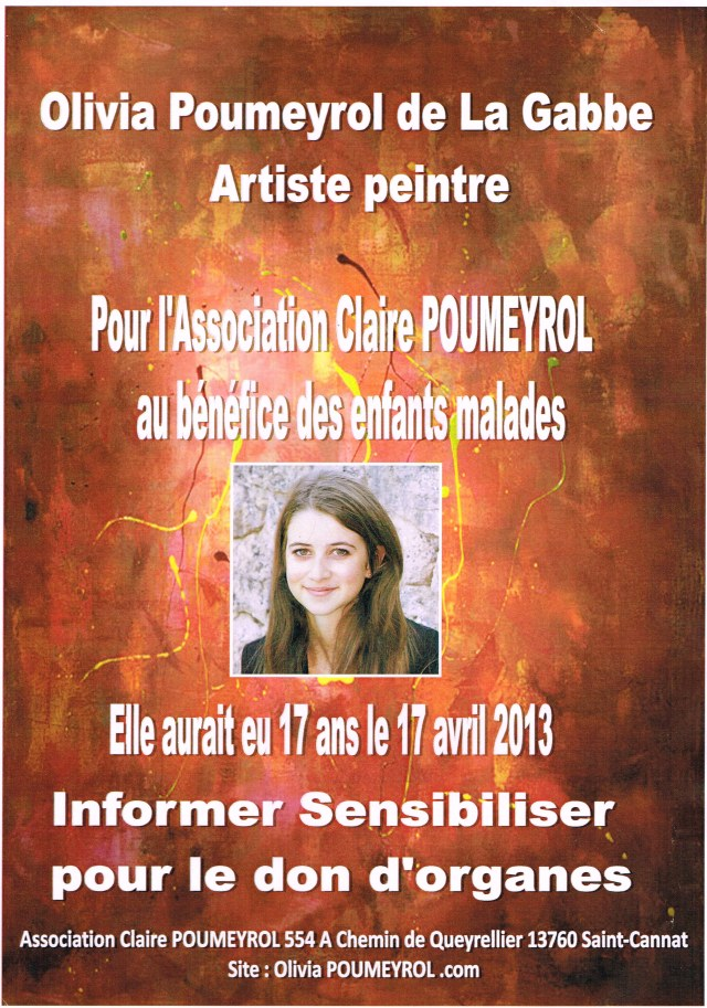 Association Claire Poumeyrol