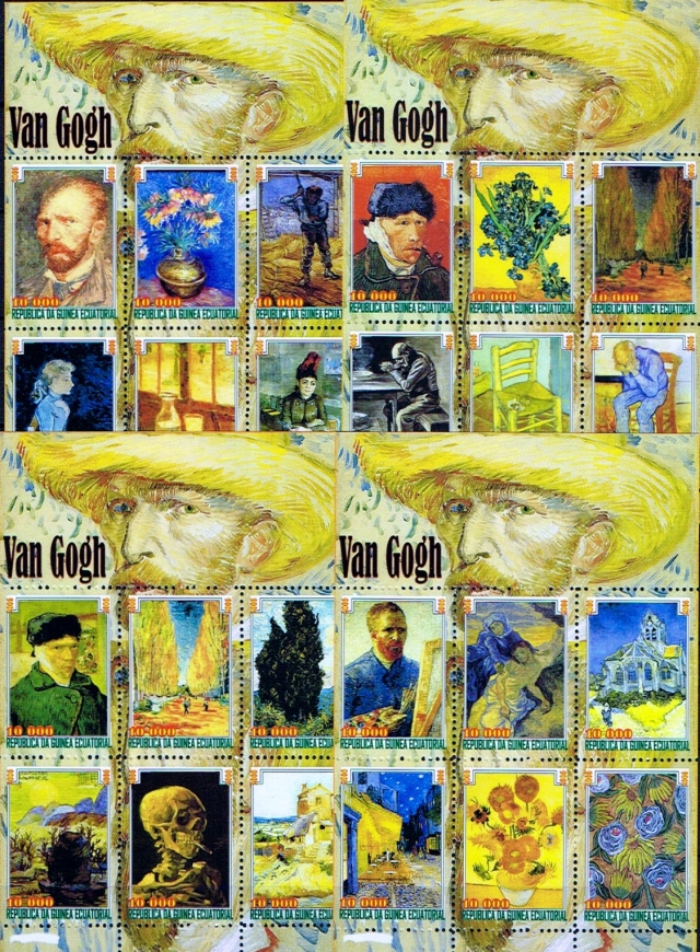 Collection Van-Gogh