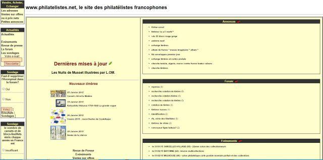 Philatéliste.net