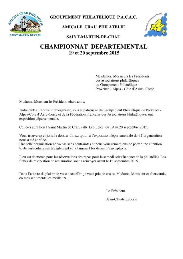 Championat Départemental