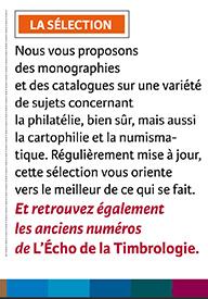 Echo de la Timbrologie