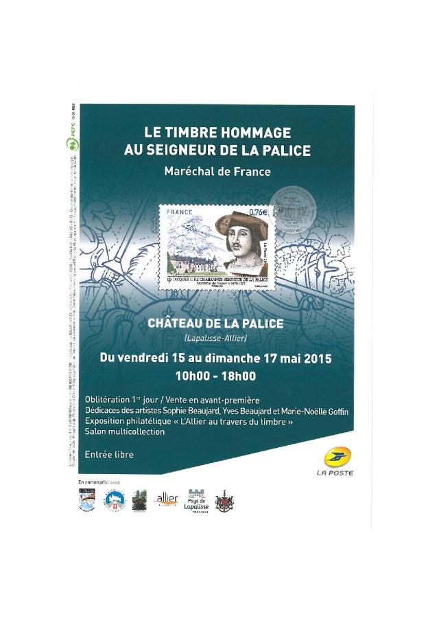 vente 1er jour timbre Maréchal de Chabannes (1)-page-001