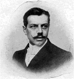 Gaston Caudron (1882-1915).
