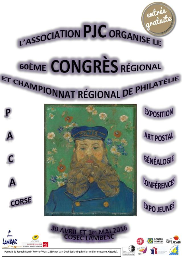 Affiche Facteur Roulin