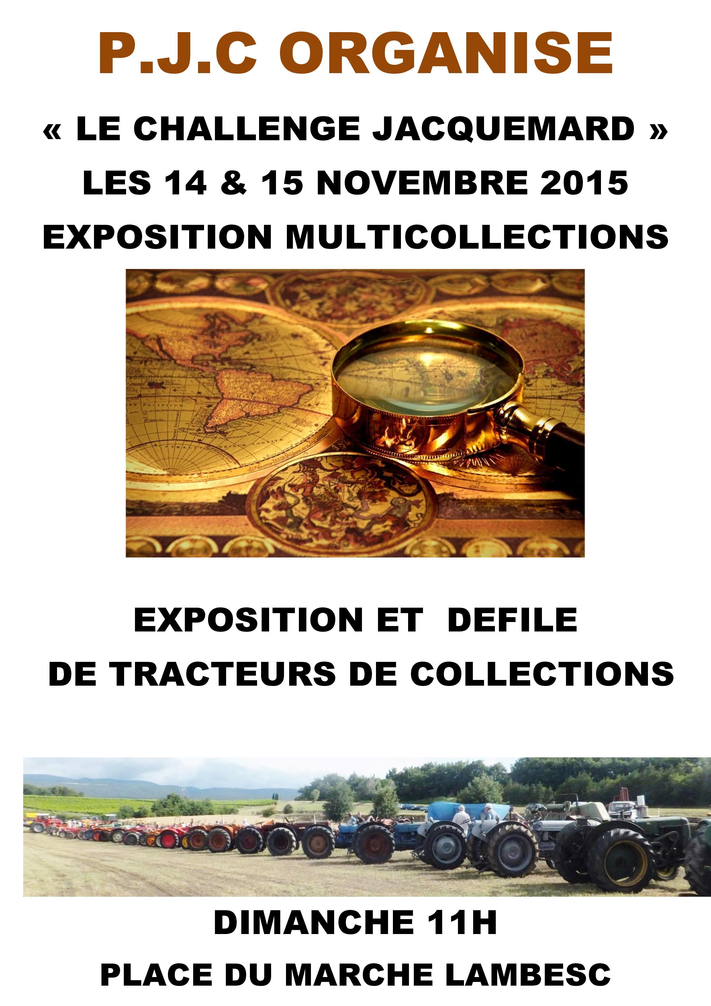 Challenge Jacquemard