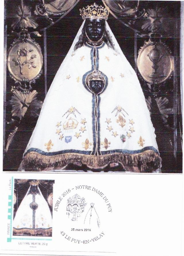Jubilé - carte maquette