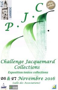 "Challenge ""Jacquemard 2016"""
