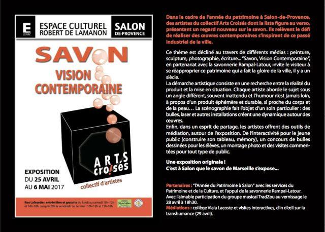 Exposition Savon