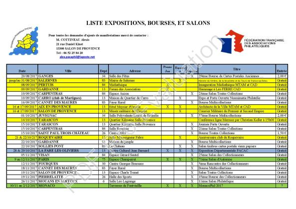 GPP Liste Exposition 20-08-2017