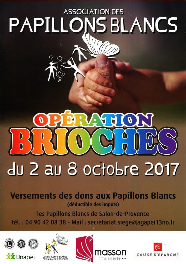 Opération Brioche