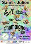 16ème Salon du Champignon à St-Julien le Montagnier(1)