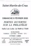 St Martin de Crau Portes ouvertes sur la Philatélie 09 Février 2020(1)